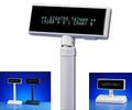 Дисплей покупателя Giga (Promag) DSP840U USB белый (DSP840U-00)